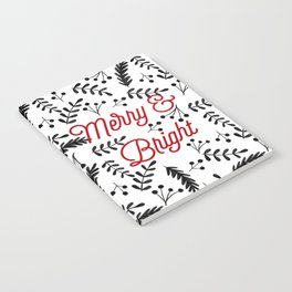Merry & Bright Notebook