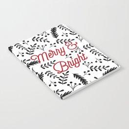 Merry & Bright Notebook