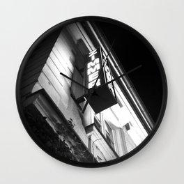 Zimmer frei Wall Clock