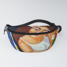 The woman in the window Fanny Pack