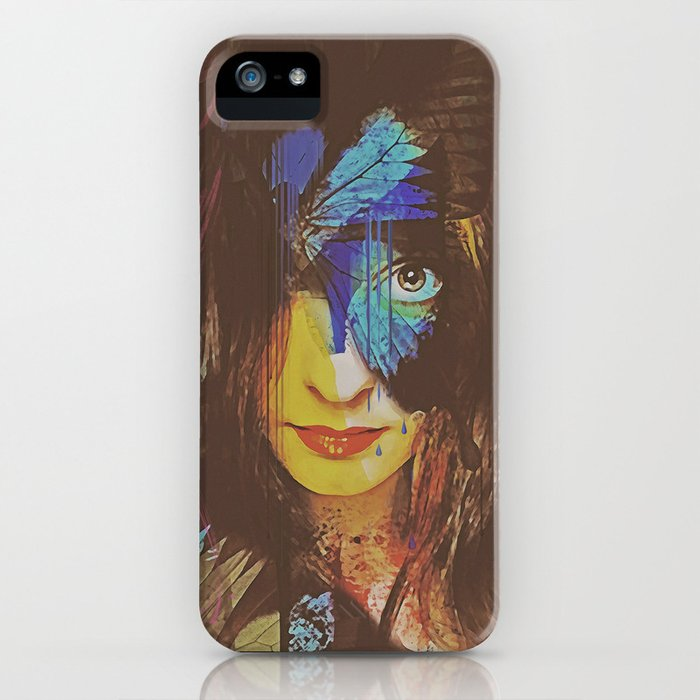 Chrysalis iPhone Case