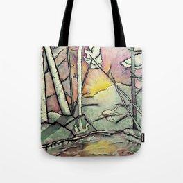 Winter Haven Tote Bag