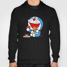 Doraemon eat Dorayaki 2 Hoody