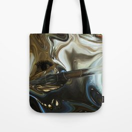 Imagine what is in your mind Tote Bag