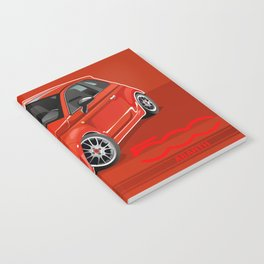 FIAT Abarth 500 Notebook