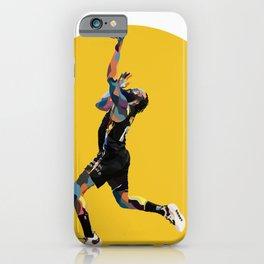 HARDen - James - The Beard - Brooklyn Basketball Sports Gamer Abstract  iPhone Case