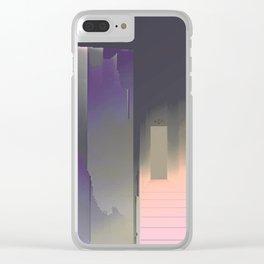 Borealis Clear iPhone Case