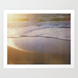 Baker Beach, San Francisco 6 Art Print