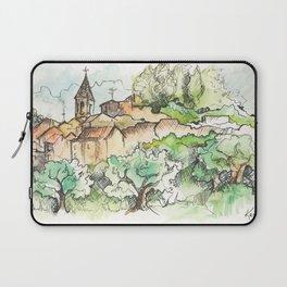 Navarrete, Camino de Santiago Laptop Sleeve