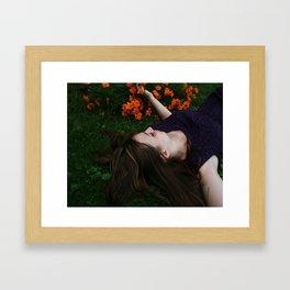 Regress Framed Art Print