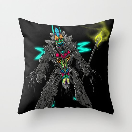ROB Throw Pillow