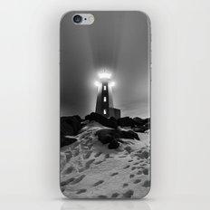 Walk the Winter iPhone & iPod Skin
