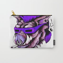 Beebop Don't Stop Carry-All Pouch
