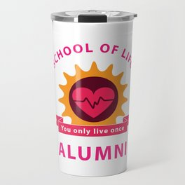 School of Life Travel Mug