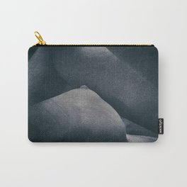 Blue Torso Carry-All Pouch