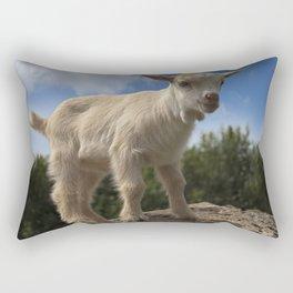 The Kid Rectangular Pillow