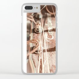 Coiled Clear iPhone Case