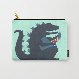 Let's be best friends forever! - Godzilla Carry-All Pouch
