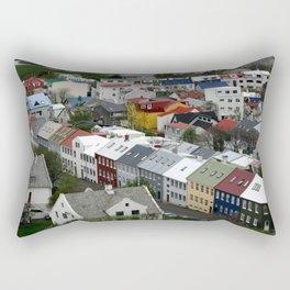 Reykjavik, Sweet. Rectangular Pillow