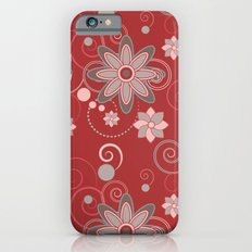 Tea Time iPhone 6s Slim Case