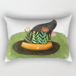 Witch Hat Rectangular Pillow