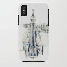 Metro iPhone Case