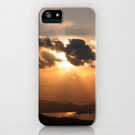 Sunset1 iPhone Case