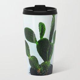 MYKONOS CACTUS Metal Travel Mug