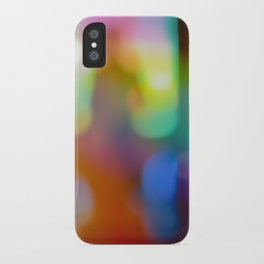Imma Stranger Myself Here iPhone Case
