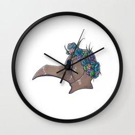 Rosie Ring Wall Clock