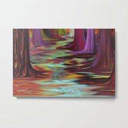 Styx River Metal Print