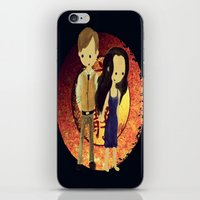 firefly iPhone & iPod Skins featuring Firefly by Keri Lynne