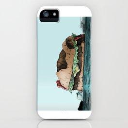 IceBurg-er iPhone Case