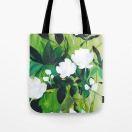Jungle Abstract Tote Bag