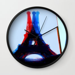 Architectural Shapes #5 Wall Clock