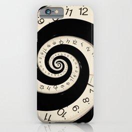 Horloge iPhone Case