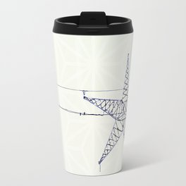 Classical sky Travel Mug