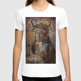 Assiniboine Chief T-shirt