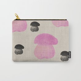 Mushroom pink Carry-All Pouch