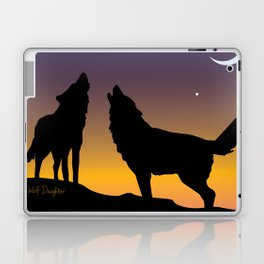 Howl Together Laptop & iPad Skin