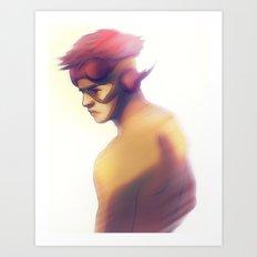kidflash Art Print