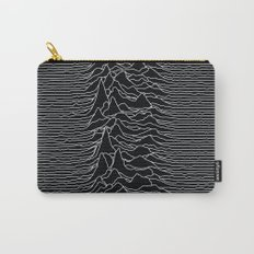 Unknown Radio Waves - Unknown Pleasures Carry-All Pouch