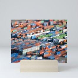 Global shipping Mini Art Print
