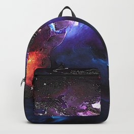 Beauty of Pollution / Aerosol Earth - Eastern Part Backpack