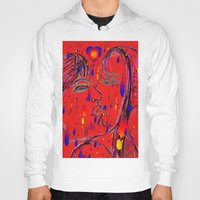 passion Hoodies featuring passion by sladja