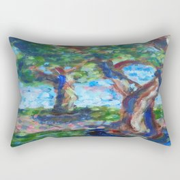 Landscape 3 Rectangular Pillow