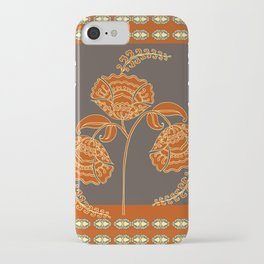 Indian Kalamkaari iPhone Case