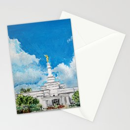 Merida Mexico LDS Temple Stationery Cards