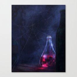forgotten vial Canvas Print