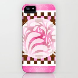 Sweet Ichimatsu iPhone Case